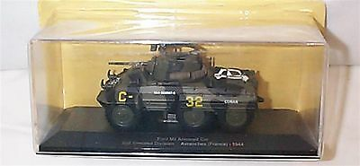 Ford M8 Armored Car ww11 vehicles 1-43 scale new in case