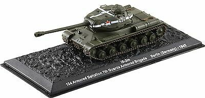 IS-2M tank 1945 1-72 scale new in case sealed