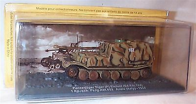 Panzerjager  Tiger P elefant tank 1944 1-72 scale new in case sealed