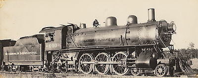 MINNESOTA & INTERNATIONAL RAILROAD ~ OWENS VALLEY LINE~LOCOMOTIVE N0. 9~c.-1929