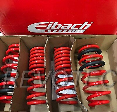 Eibach Sportline Lowering Springs Set For 2012-2013 Ford Focus 2.0L Non-Turbo