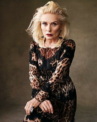 Debbie Harry / Blondie 8 x 10 / 8x10 GLOSSY Photo Picture IMAGE #3