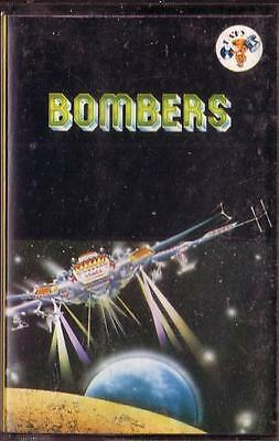 BOMBERS -CASSETTA- THE MEXICAN 1978 CULT COSMIC DISCO FUNKY- ROCKETS SPACE era