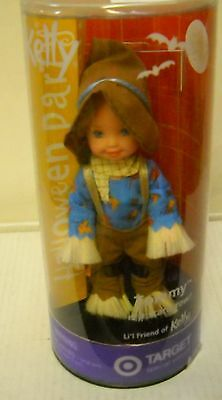 #4912 NRFB Mattel Target Stores 2002 Halloween Party Tommy as Scarecrow