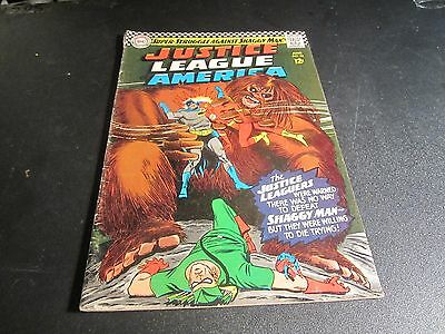 Justice League #45 Awesome Silver Age Comic!!!!