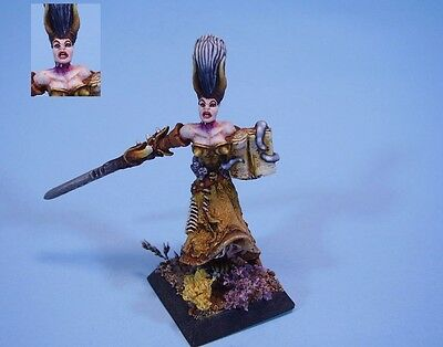 Confrontation painted miniature Azael the Unfaithful