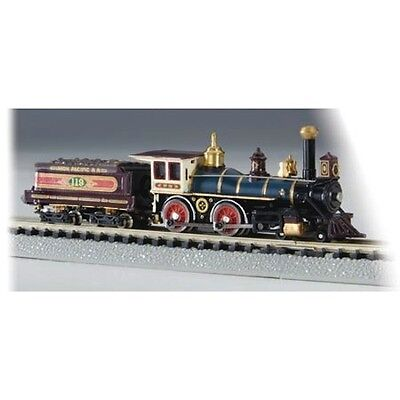 Bachmann 51151 N-Scale 4-4-0 American Steam Locomotive Union Pacific-UP #119