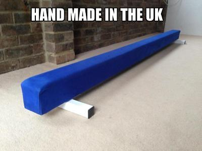 finest quality gymnastics gym beam 8FT long choice of colours BRAND NEW LOOK