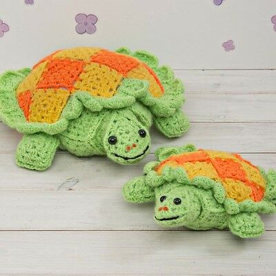 Twilleys Linnypin Collection Soft Toy Making Kit 1505 Trevor and Timmy Tortoise