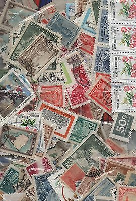 Argentina Kiloware off paper 50gms fine used excellent selection 150+ stamps