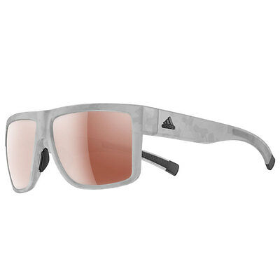 44% OFF RRP Adidas Eyewear 3Matic Traction-Grip Sunglasses - Grey Havanna