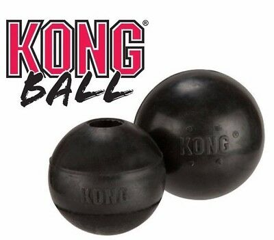 Kong Extreme Ball Durable Strong Bouncy Rubber Dog Toy