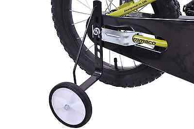 "Heavy Duty Adjustable Bicycle Stabilisers Balance wheels Bikes 12-20"" Wheel Size"