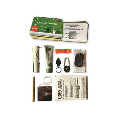 BCB My First Adventure Outdoor Bushcraft Survival Kit for Kids Scouts D of E