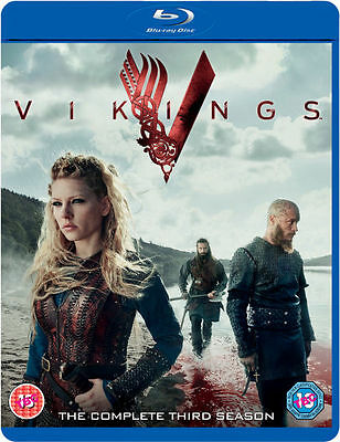 Vikings - Season 3 [New Blu-ray]