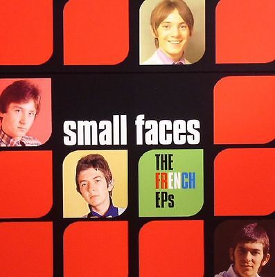 "SMALL FACES - The French EPs (Record Store Day 2015) - Vinyl (limited 5x7"" box)"