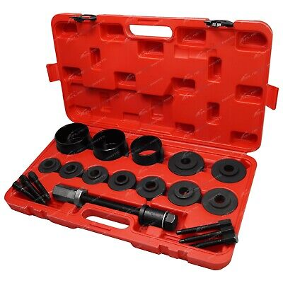 Hub Wheel Bearing Puller Remover Tool Kit - Universal Replacement 20pc Car Set