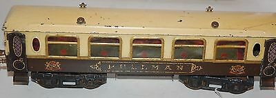 HORNBY SERIES O GAUGE No 2 PULLMAN COACH PRE WAR