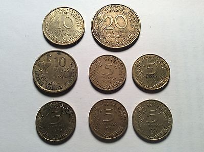 Collection of French Coins