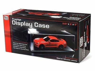 Plastic Display Case 1:18 scale Auto World kit#001