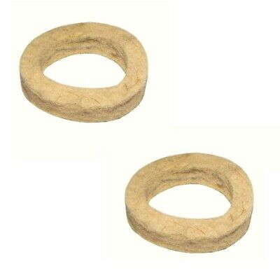 8N3586 Side Sector Dust Seal Pair Fits Ford 800 801 2000 2310 3000 3600