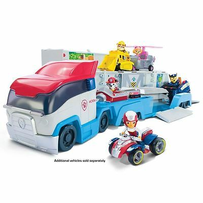 Paw Patrol Paw Patroller incl Ryder ATV vehicle Quick Dispatch ! New Spin Master