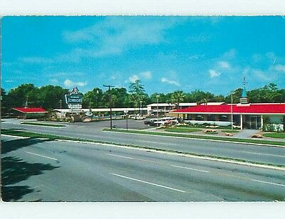 Unused Pre-1980 HOJO - HOWARD JOHNSON MOTEL & RESTAURANT Restaurant u4219-22