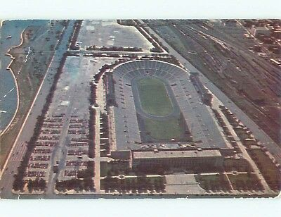1959 Bears Football - Soldier Field Chicago Illinois IL n2965