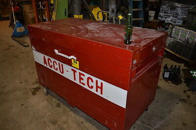 """KNAACK Chest TOOL BOX on Casters;60 x 30 x 42"""" INV=24499"""