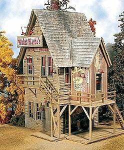 Bar Mills Ho Scale Wicked Wanda's | Bn | 962