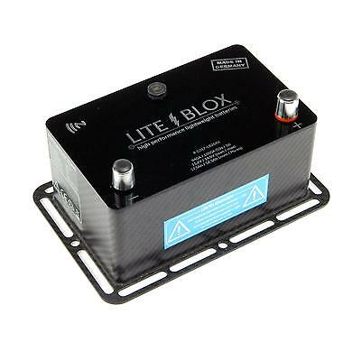 Liteblox Car battery LB26xx High-Performance battery Lithium, LiFePO4