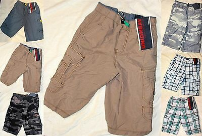 *NWT* Union Bay Boy's Lightweight Cargo Shorts, Variety color & size