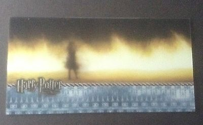 Artbox HARRY POTTER AND THE HALF BLOOD PRINCE UPDATE CASE TOPPER CARD CT1