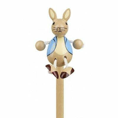 NEW Orange Tree Peter Rabbit Wooden Pencil Accessory Pocket Money Novelty Toy