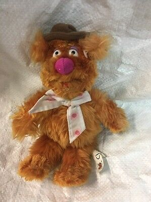 Muppet Show Small Fozzie Bear Soft Toy