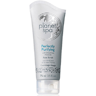 GOMMAGE VISAGE AVON PLANET SPA Perfectly Purifying