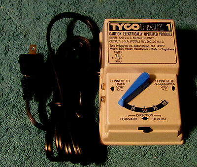New Tyco HO Train Power Pak 1 - Out of an Unused Train set