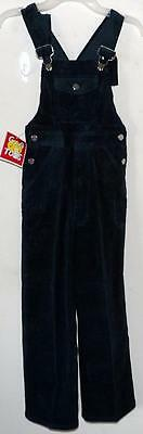 Gia Togs Green Bib Overalls Corduroy Pants Childrens Clothing Size 10 NWT