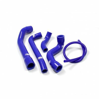 BMW-6 fit BMW K100 1982-1992 Samco Silicon Rad Hoses & Clips