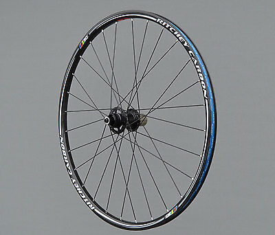 "Ritchey MTN WCS Carbon 26"" Laufrad Hinterrad Disc MTB Wheels Carbon Rim"