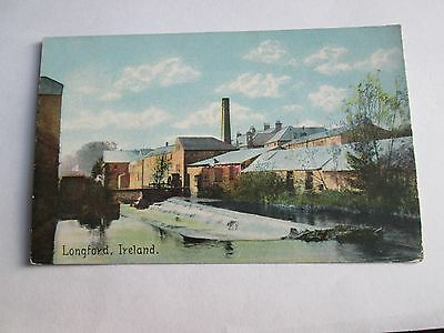 Postcard of Longford, Ireland (unposted) Shurey's art card Fox Hunting Competit