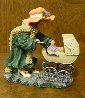 Boyds Dollstone #35004 ISABELLA...LITTLE MOTHER, 2nd Ed. NEW from Retail Store
