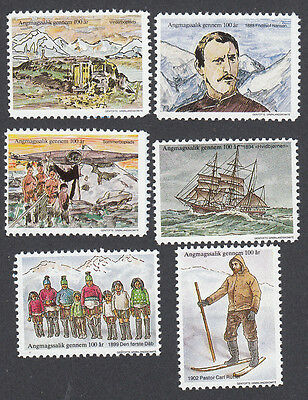 Greenland Poster Stamps
