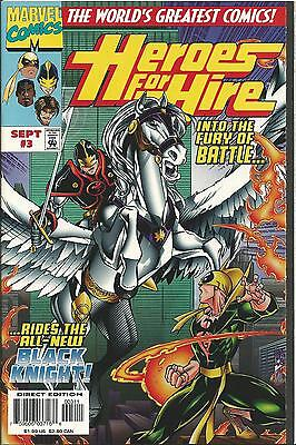 Heroes For Hire #3  (Marvel) 1997