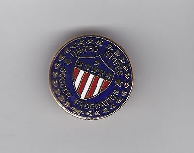 United States Soccer Federation - lapel badge