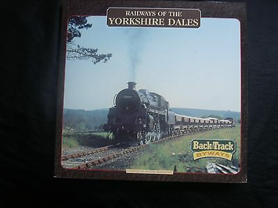 Railways Of The Yorkshire Dales  A Backtrack Byways Book