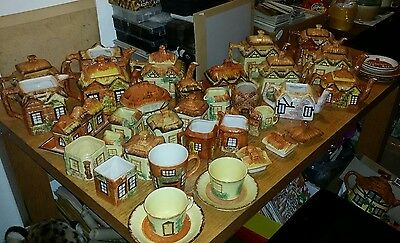 Large Huge Collection Of Price Kensington Cottage Ware Approx 45 Items