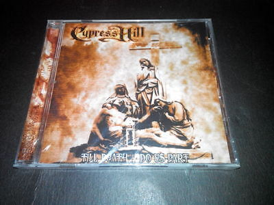 Cypress Hill - Till Death Do Us Part Malaysia Cd