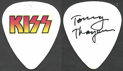 Kiss--Alive 35 Guitar Pick--Tommy Thayer!