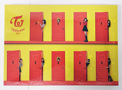 TWICE - TWICEcoaster : LANE 2 [A ver.] CD+Pre-order Benefits+Poster+Free Gift